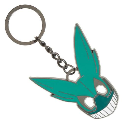 My Hero Academia Deku Mask Keychain