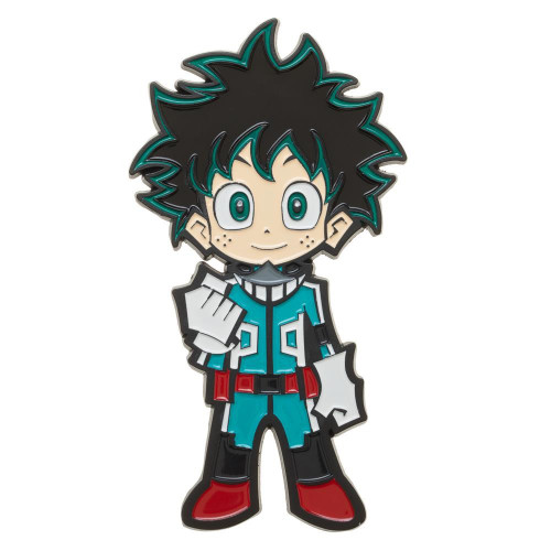 My Hero Academia Izuku Midoriya Large Lapel Pin