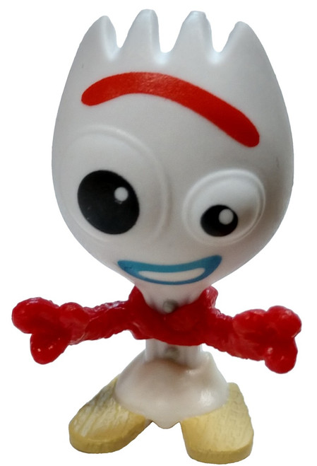 Disney / Pixar Toy Story 4 MINIS Series 1 Forky 1-Inch Minifigure [Loose]