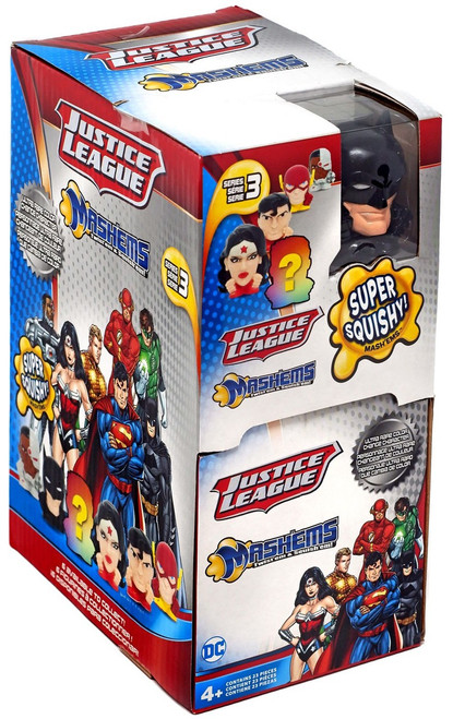 DC Mash'Ems Series 3 Justice League Mystery Box [23 Packs]
