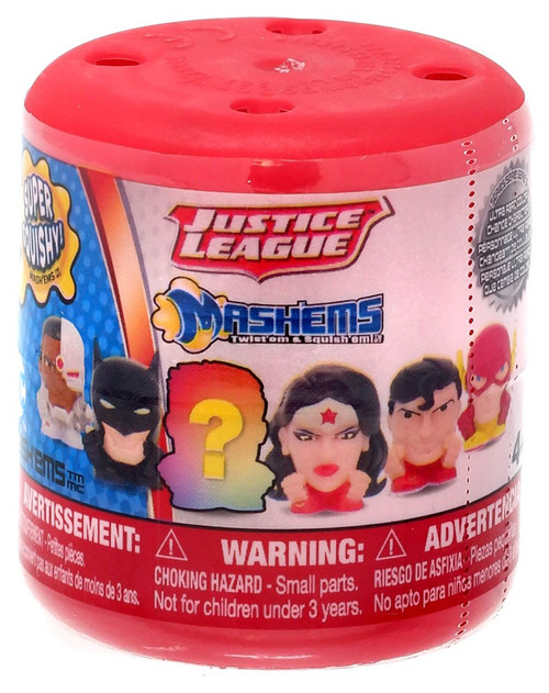 DC Mash'Ems Series 3 Justice League Mystery Pack