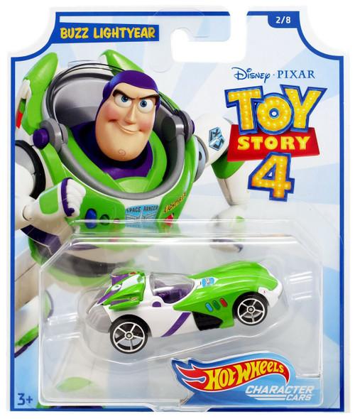 Toy Story 4 Hot Wheels Buzz Lightyear Die-Cast Car #2/8