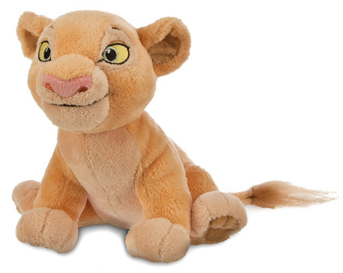 Disney The Lion King Nala 7-Inch Plush