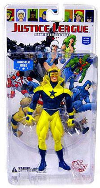 DC Justice League International Series 2 Booster Gold Action Figure