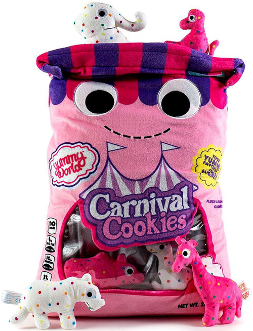 Yummy World Chloe & The Carnival Cookies XL Plush (Pre-Order ships March)