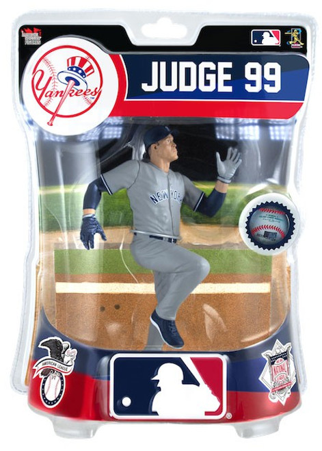 MLB New York Yankees 2019 Aaron Judge Action Figure