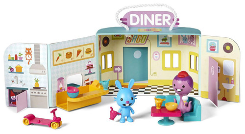 Sago Mini Jack's Diner Playset (Pre-Order ships October)