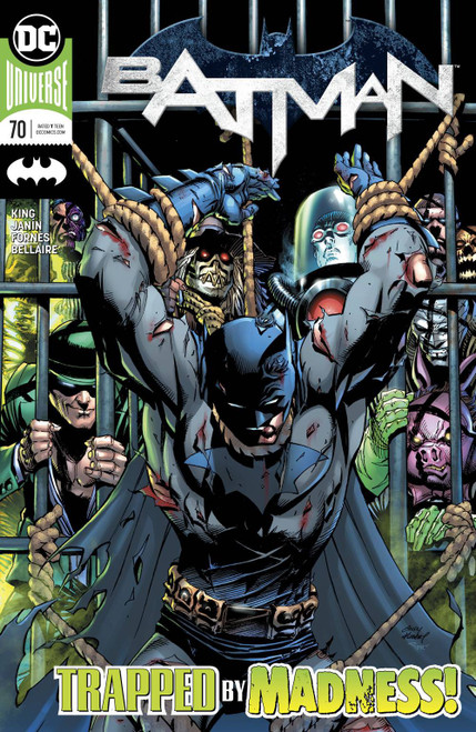 DC Batman #70 Comic Book
