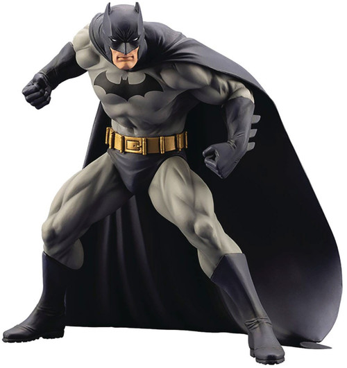 DC ArtFX Batman 9.25-Inch Collectible PVC Statue [Hush]