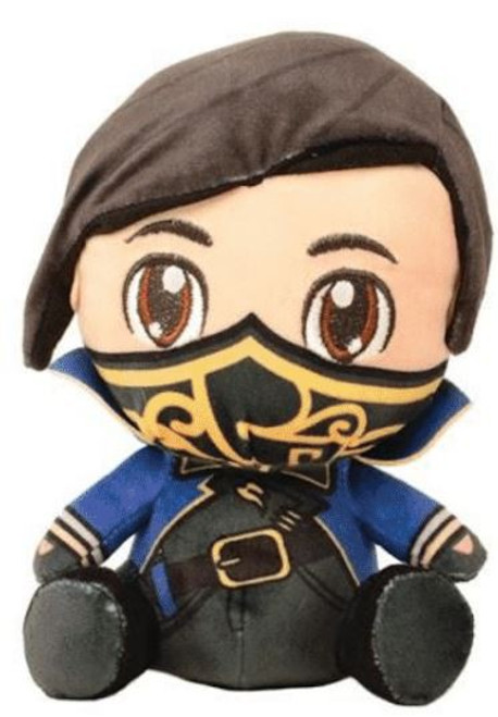 Dishonored Stubbins Emily Kaldwin 6-Inch Plush