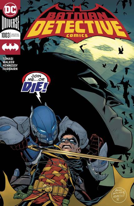 DC Detective Comics #1003 Comic Book