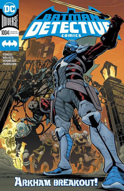 DC Detective Comics #1004 Comic Book