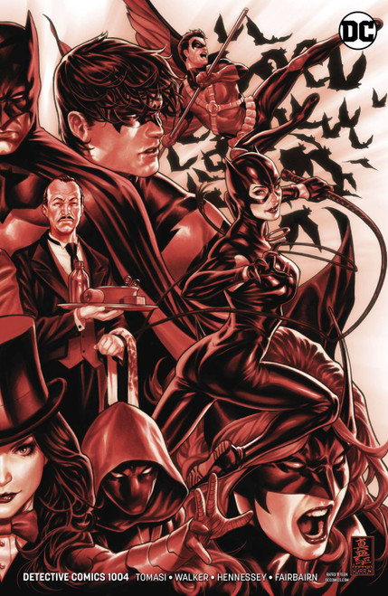 DC Detective Comics #1004 Comic Book [Mark Brooks Variant Cover]