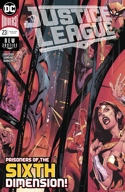 DC Justice League #23 Comic Book