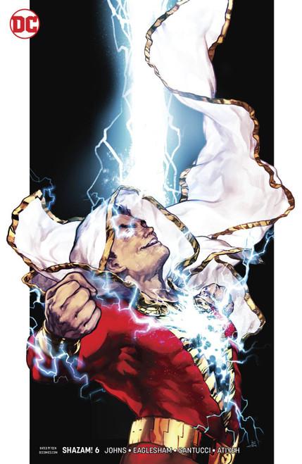 DC Shazam! #6 Comic Book [Karmome Shirahama Variant Cover]