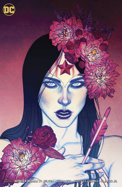 DC Wonder Woman #71 Comic Book [Jenny Frison Variant Cover]