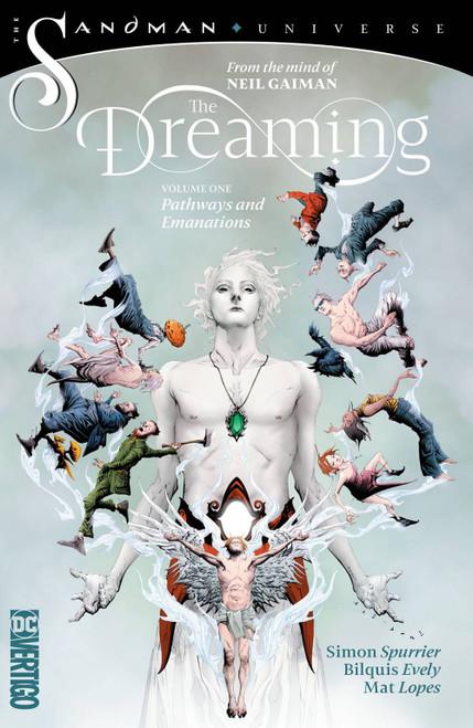 DC Dreaming Pathways & Emanations Trade Paperback Comic Book Volume 1 [The Sandman Universe]