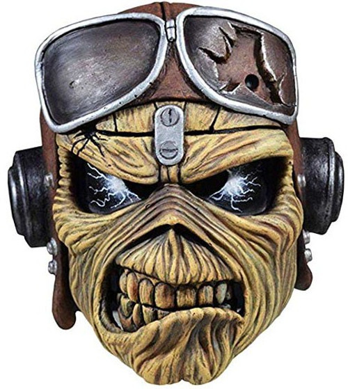Iron Maiden Aces High Eddie Costume Prop Mask
