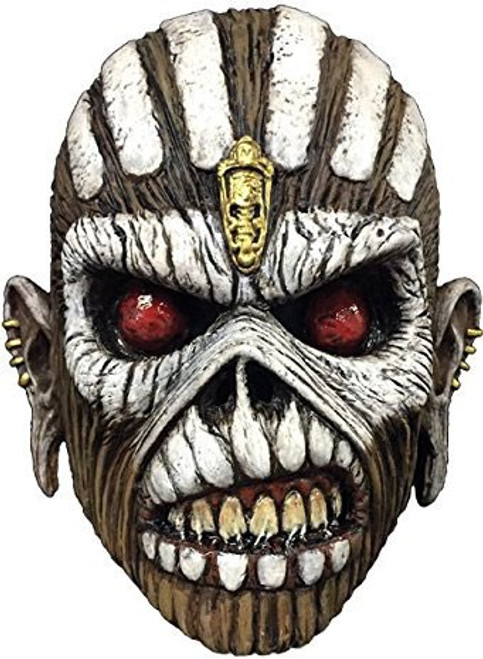 Iron Maiden The Book of Souls Eddie Costume Prop Mask