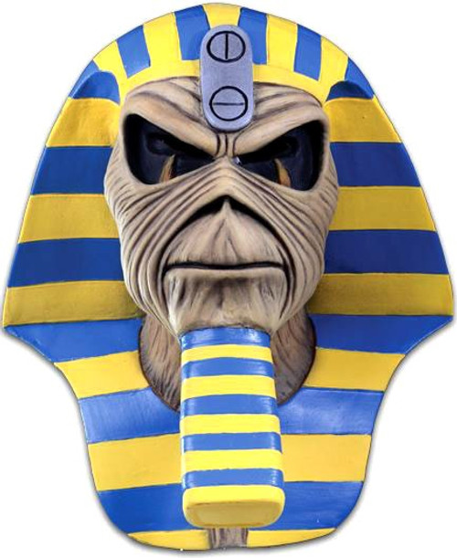 Iron Maiden Powerslave Cover Eddie Costume Prop Mask