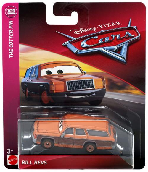 Disney / Pixar Cars Cars 3 The Cotter Pin Bill Revs Diecast Car