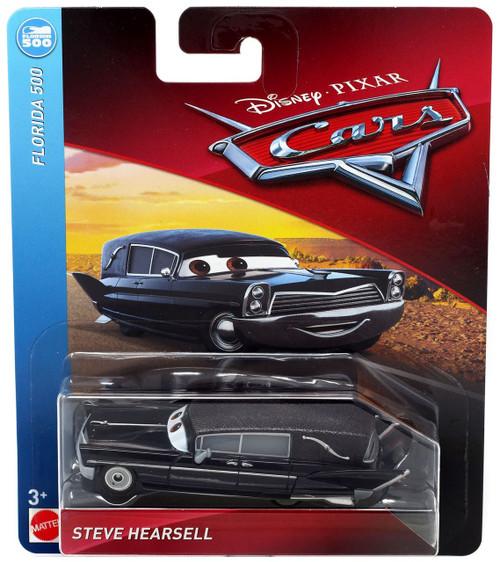 Disney / Pixar Cars Cars 3 Florida 500 Steve Hearsell Diecast Car