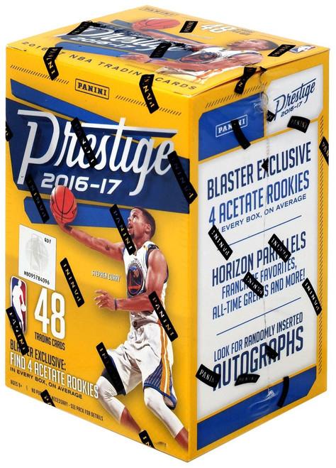 NBA Panini 2016-17 Prestige Basketball Trading Card BLASTER Box [8 Packs]
