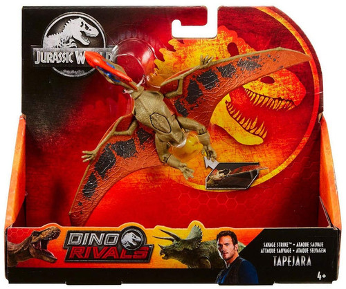 Jurassic World Fallen Kingdom Dino Rivals Tapejara Action Figure [Savage Strike]