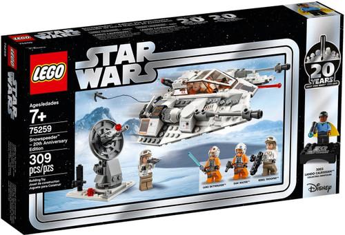LEGO Star Wars 20th Anniversary Edition Snowspeeder Set #75259