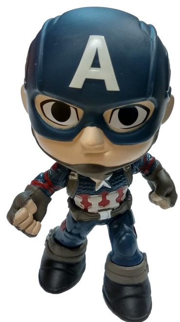 Funko Marvel Avengers Endgame Mystery Minis Captain America 1/6 Mystery Minifigure [Loose]