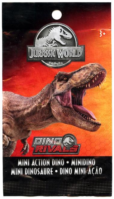 Jurassic World Matchbox Dino Rivals (Series 2) 2-Inch Mystery Pack