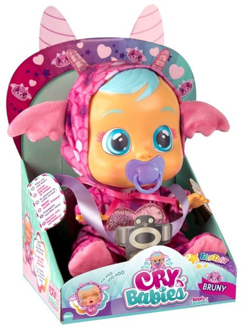 Cry Babies Bruny the Dragon Exclusive Doll