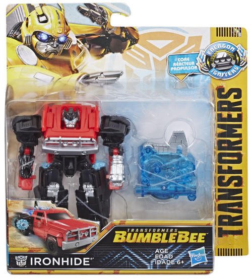 Transformers Bumblebee Movie Energon Igniters Power Plus Ironhide Action Figure