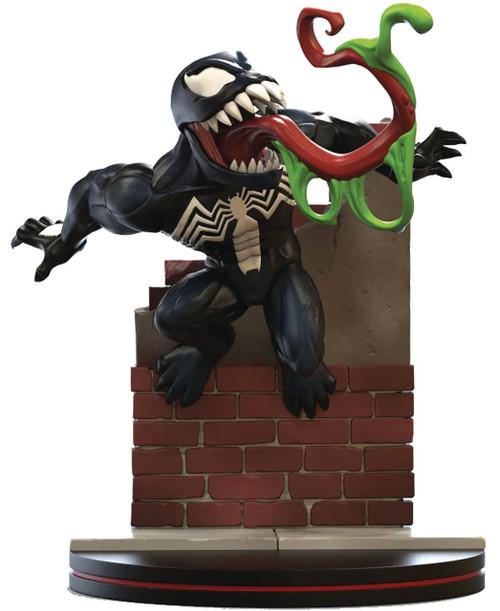 Marvel Q-Fig Venom 4.75-Inch Diorama Figure
