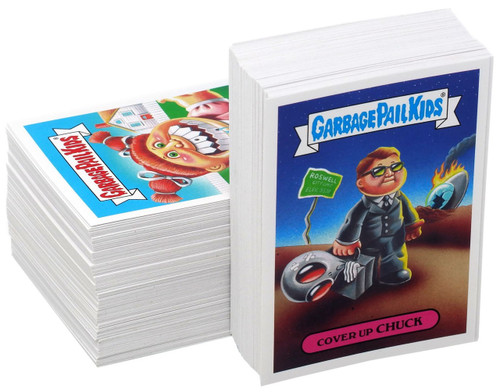 Garbage Pail Kids Topps American As Apple Pie Trading Card Set [220 Cards]