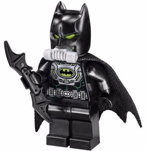 LEGO DC Universe Super Heroes Batman Minifigure [Gas Mask Loose]