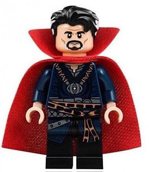 LEGO Marvel Super Heroes Avengers Infinity War Doctor Stephen Strange Minifigure [Loose]