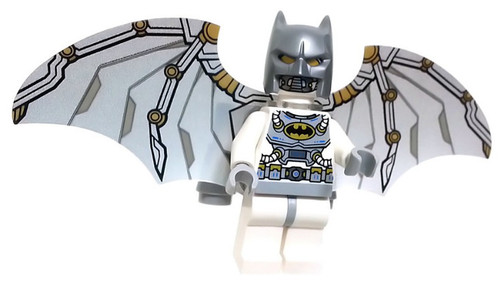 LEGO DC Universe Super Heroes Justice League Space Batman Minifigure [Extended Wings Loose]