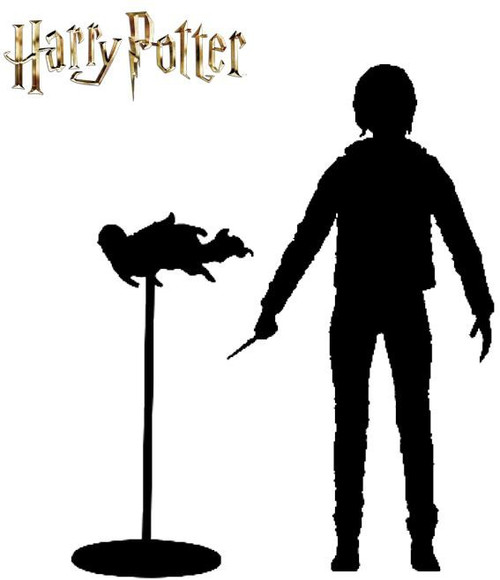 McFarlane Toys Harry Potter & the Deathly Hallows Part 2 Hermione Granger Action Figure