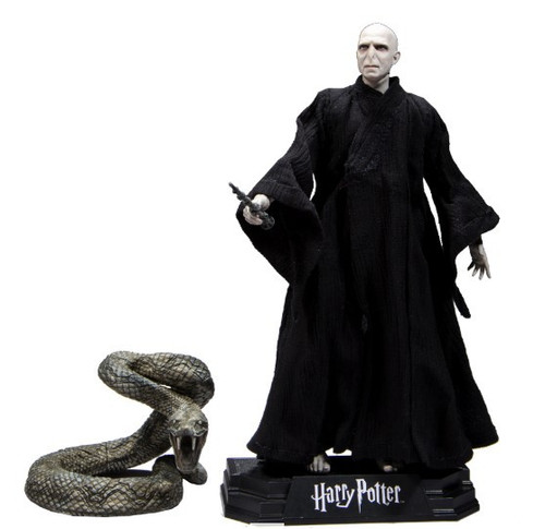 McFarlane Toys Harry Potter & the Deathly Hallows Part 2 Lord Voldemort Action Figure