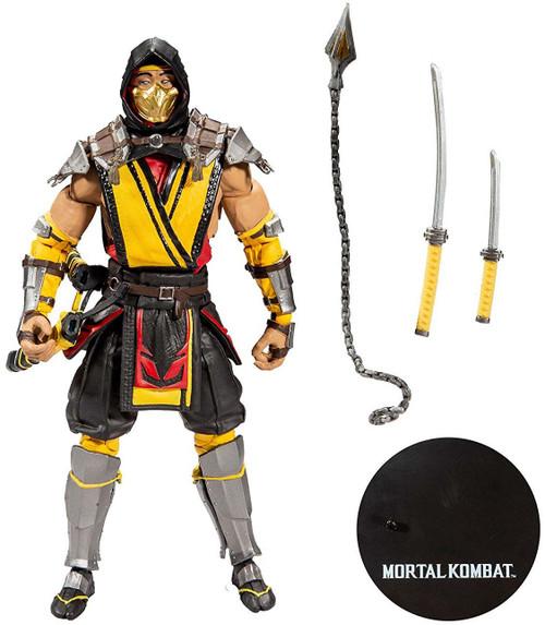 McFarlane Toys Mortal Kombat 11 Series 1 Scorpion Action Figure