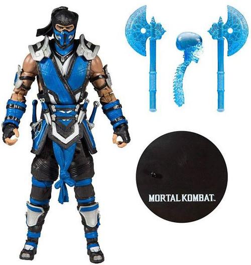 McFarlane Toys Mortal Kombat 11 Series 1 Sub-Zero Action Figure