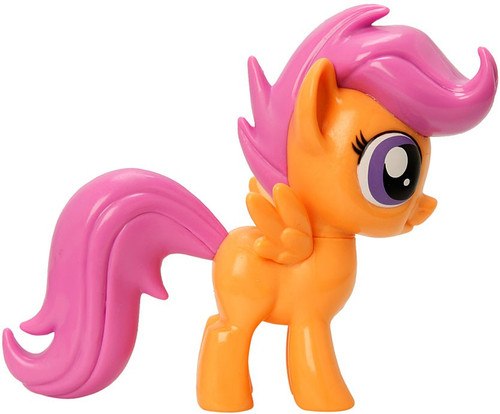 Funko My Little Pony Vinyl Collectibles Scootaloo Vinyl Figure [Damaged Package]