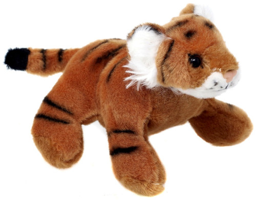 Play Critters Tiger 6-Inch Finger Puppet