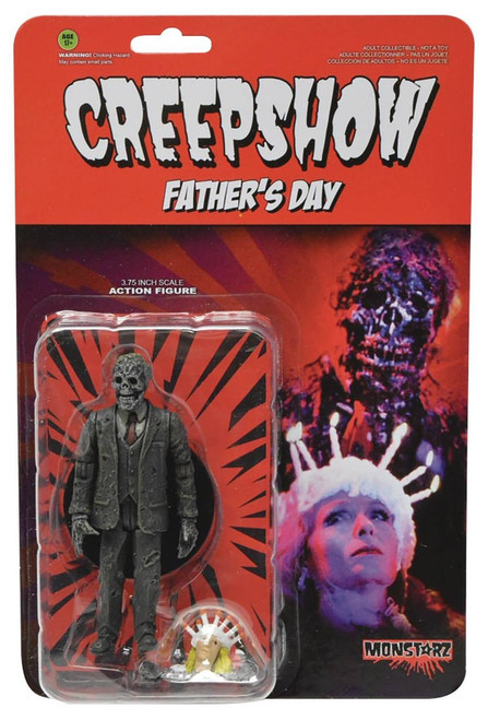 Creepshow Nathan Grantham Action Figure [Father's Day]