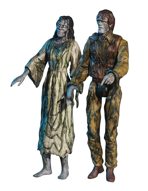 Creepshow Harry & Becky Action Figure 2-Pack [Something to Tide You Over]