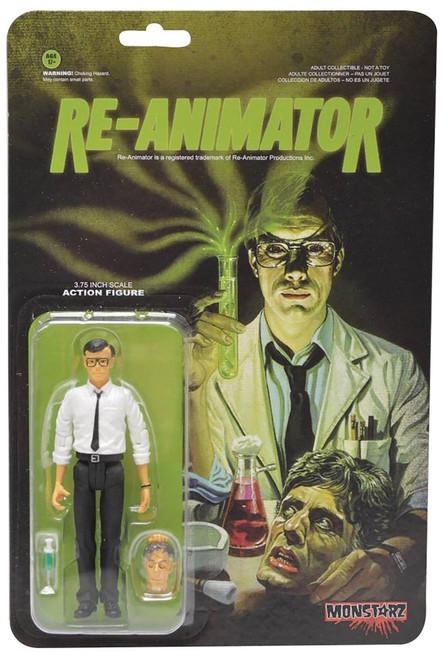 Re-Animator Herbert West Action Figure
