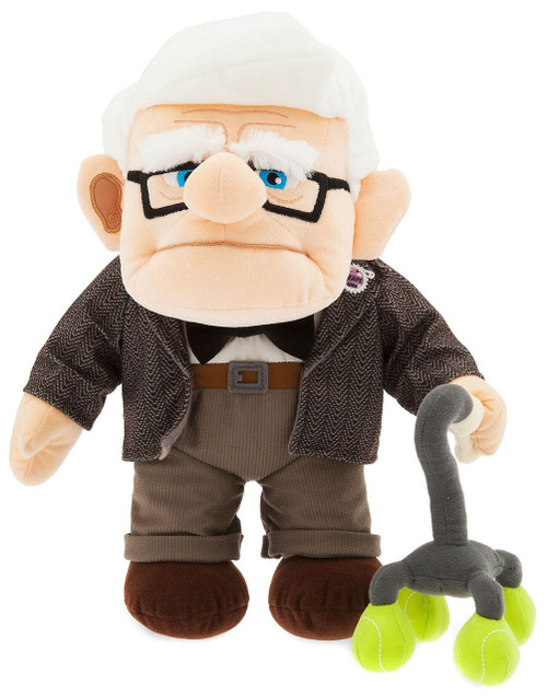 Disney / Pixar Up 10th Anniversary Carl Fredricksen Exclusive 14-Inch Medium Plush