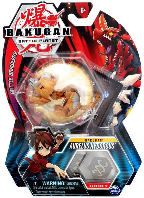 Bakugan Battle Planet Battle Brawlers Bakugan Aurelus Hydorous