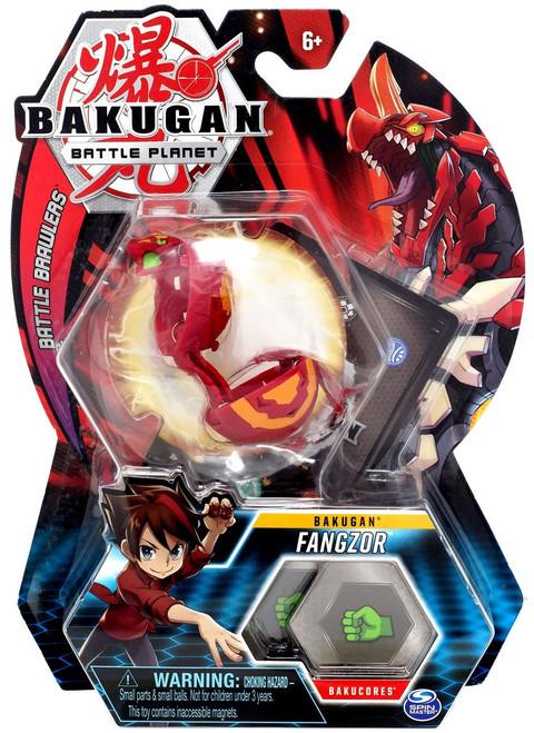 Bakugan Battle Planet Battle Brawlers Bakugan Fangzor